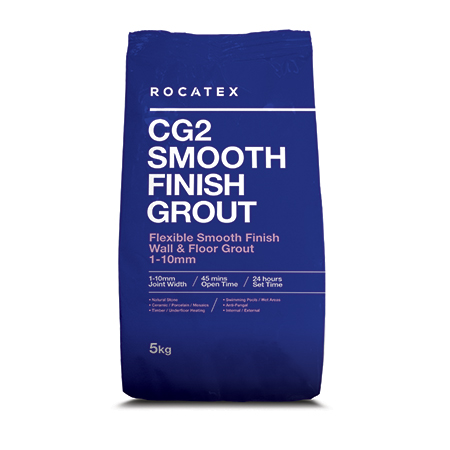 Rocatex Smooth Finish Grout Limestone