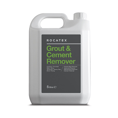 Grout & Cement Remover