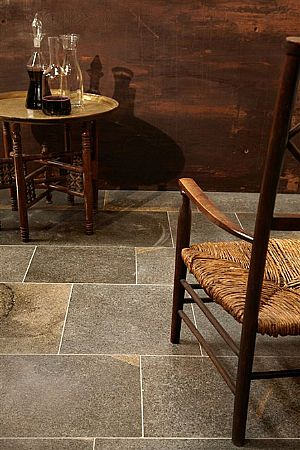 Purbeck Marble Flagstones