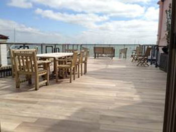 Boardwalk Oak Tiles